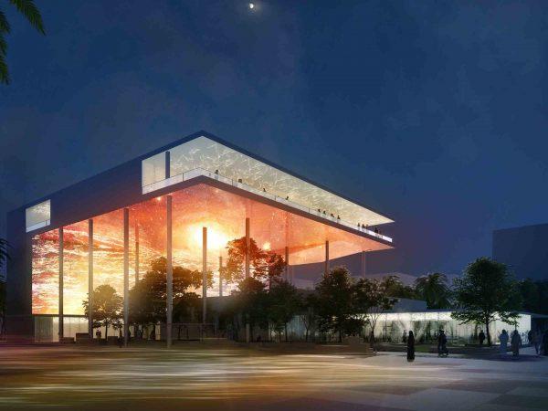 Expo 2020 France Pavilion - Dubai