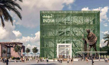 Expo 2020 India Pavilion - Dubai-2