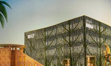Expo 2020 India Pavilion - Dubai